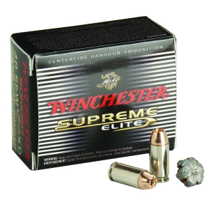 WINCHESTER PDX1 Defender 9mm 147gr Jacketed Hollow Point Ammo 20 Round Box (S9MMPDB1)