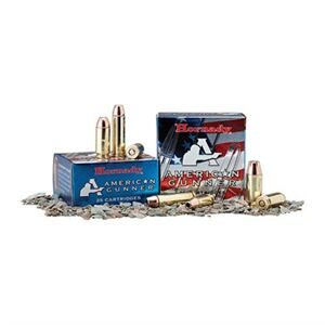 Hornady American Gunner 9mm Luger Ammo - 9mm Luger 115gr Extreme Terminal Performance 25/Box